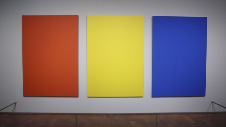 """Red, Yellow, Blue II"""" 