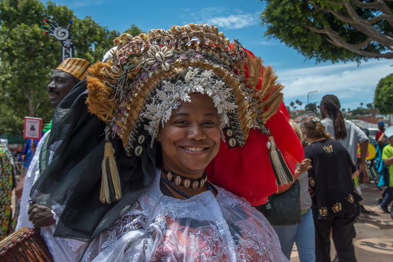 Day of the Ancestors 2015. Courtesy of Karen Mack.