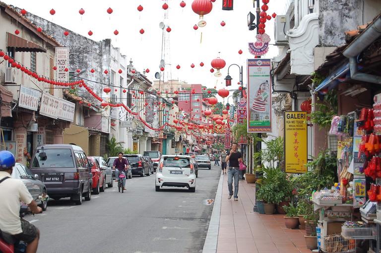 Melaka Town