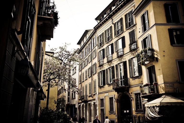 Brera - via Madonnina | © Alessandro/Flickr