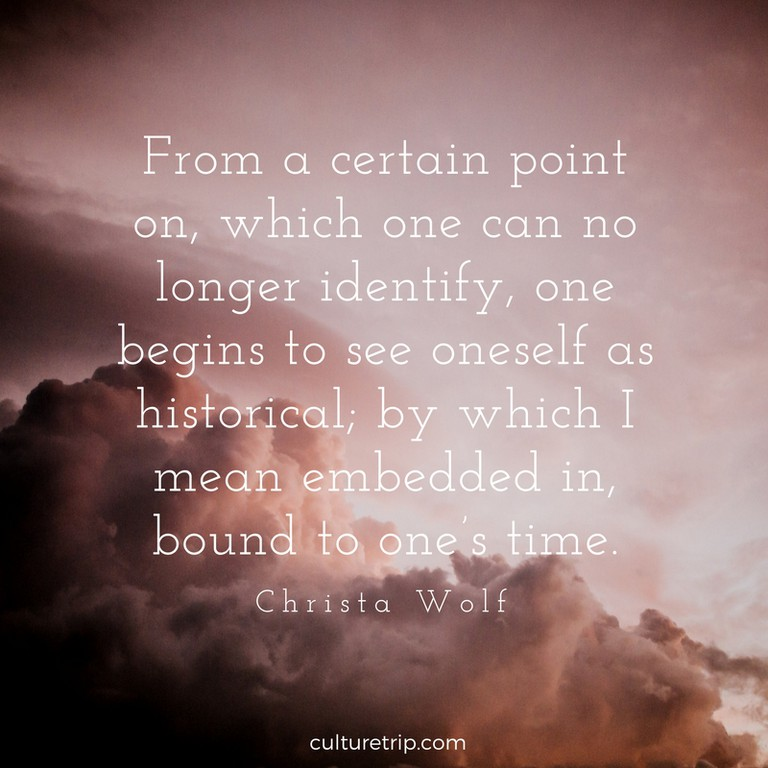 12 Most Inspiring Quotes By Christa Wolf