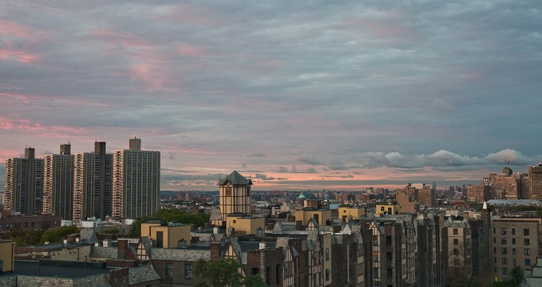 Washington_Heights_sunset-2 | © Susan Sermoneta/Flickr