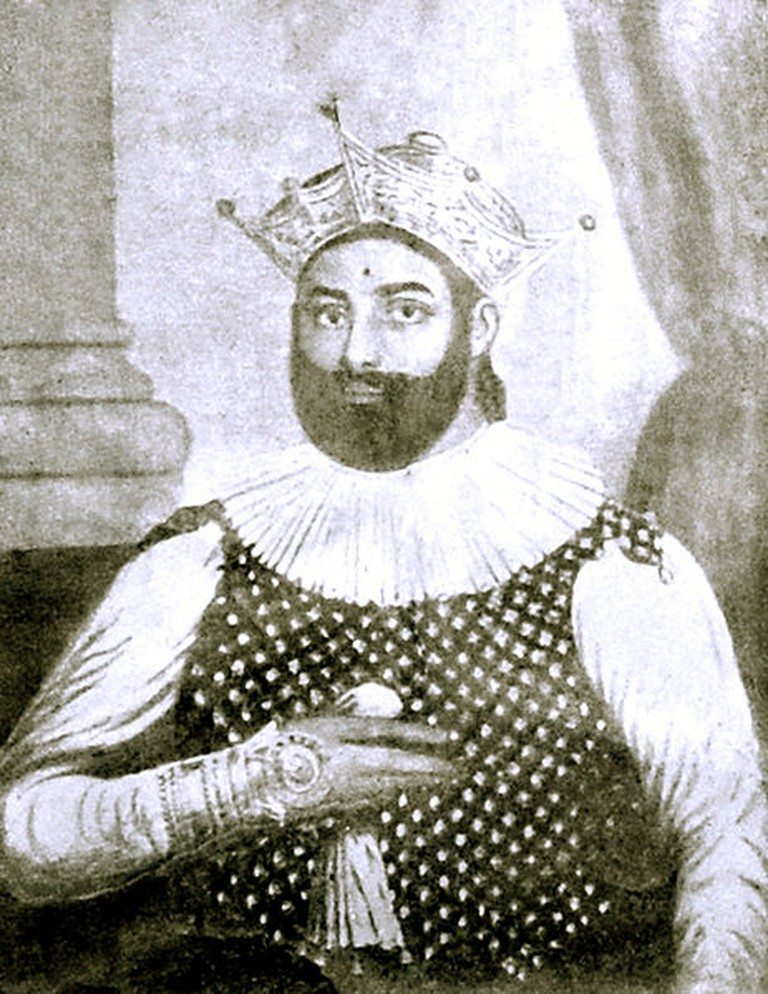 King Sri Vikrama Rajasinha | © Blackknight12/WikiCommons