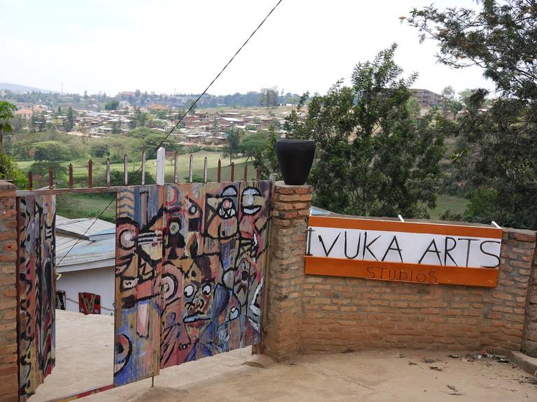IVUKA arts Kigali | © raccoflickr/Flickr