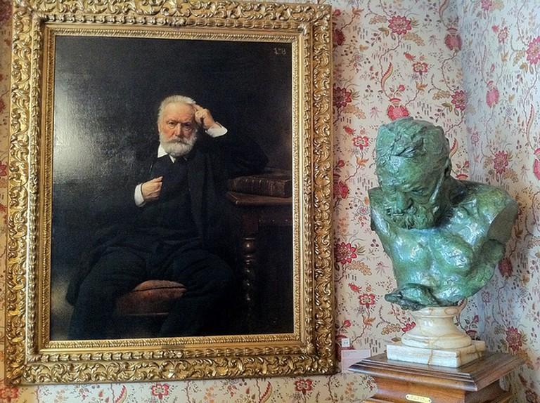 Victor Hugo | © David Lytle/Flickr