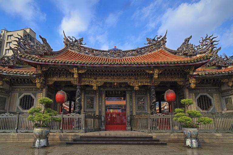 Taiwan. Taipei. Longshan Temple | © Tomás Fano/Flickr