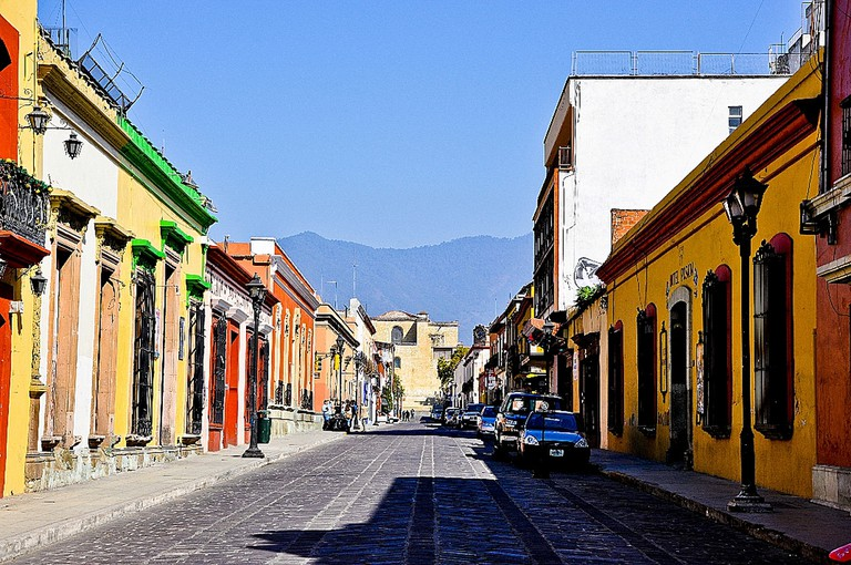 Oaxaca streets © Eduardo Robles Pacheco/Flickr