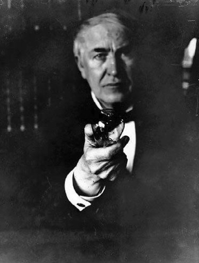 Thomas Edison, 1930s | © cea + /Flickr
