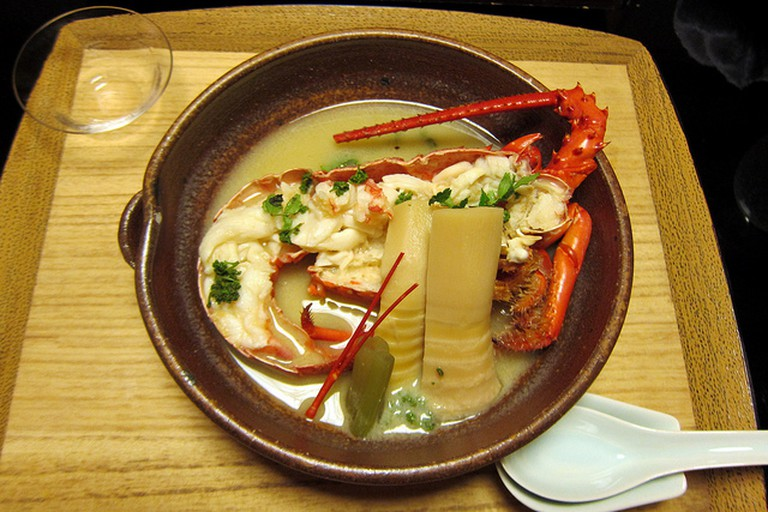 Lobster in Japan I © Wally Gobetz/Flickr
