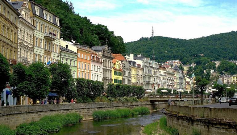 Karlovy Vary, Czech Republic | © Thomas Depenbusch/Flickr