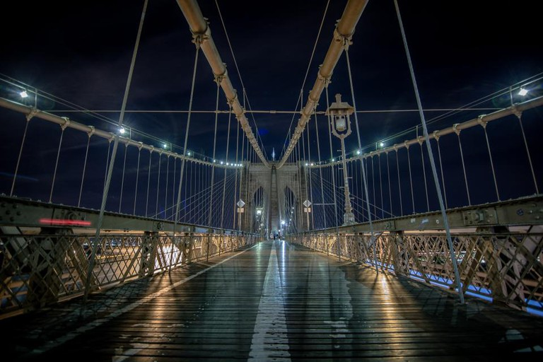Brooklyn Bridge architecture city