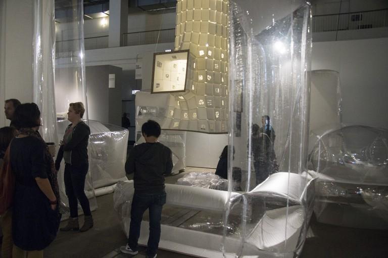 Photo of Paper + Air Furniture © Benita Gingerella