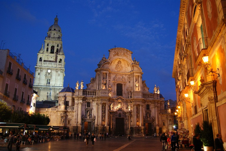 Cathedral of Murcia| © Raul Soriano/Flickr