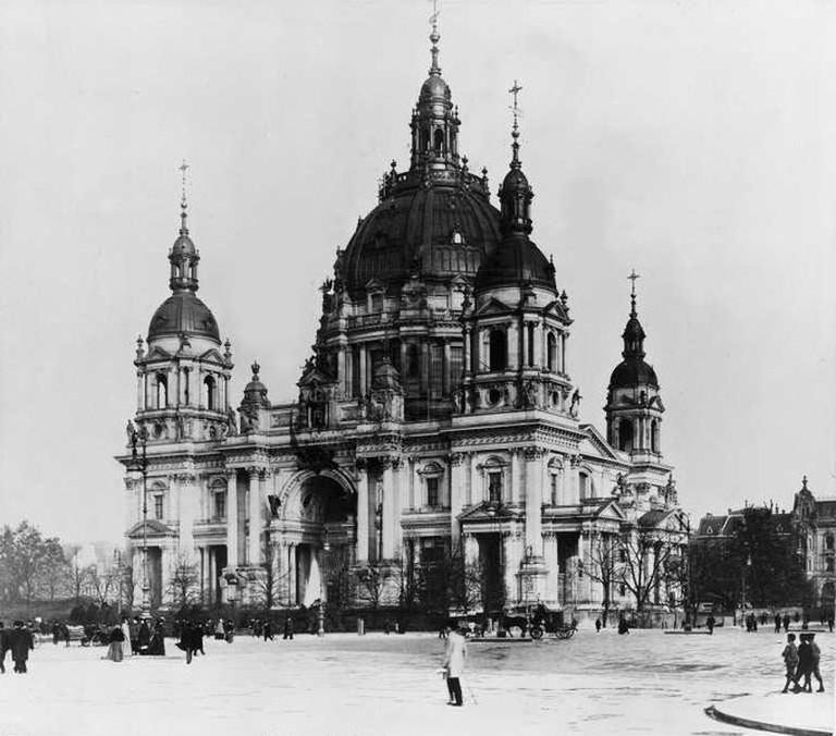 Berliner Dom, 1905