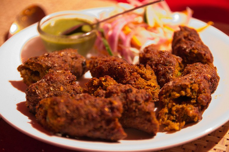 Mutton Seekh Kebabs | © Nadir Hashmi/Flickr