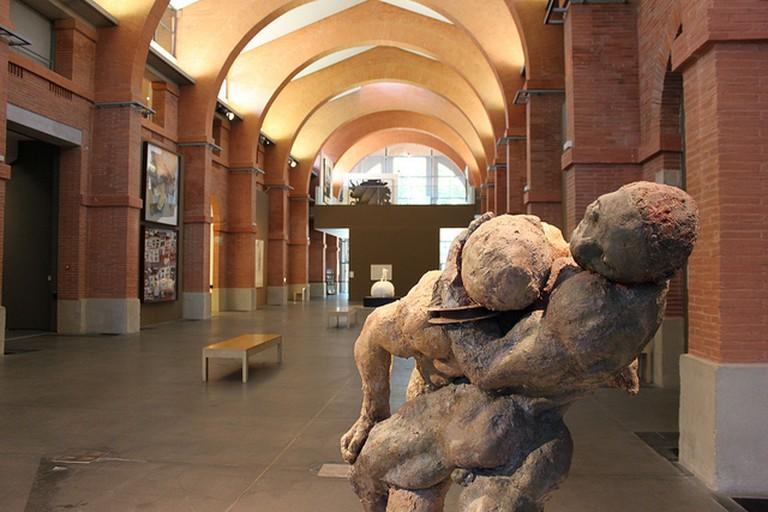 Le musée d'art moderne des Abattoirs | © Pistolero31/Flickr