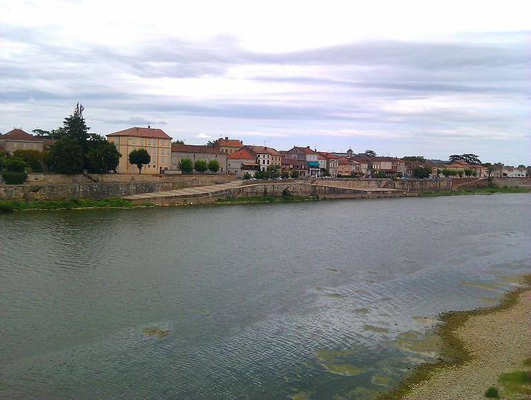 La Garonne River | © Auskunftvermitteln/WikiCommons