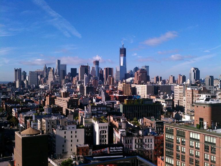 NYC | © atl10trader/Flickr