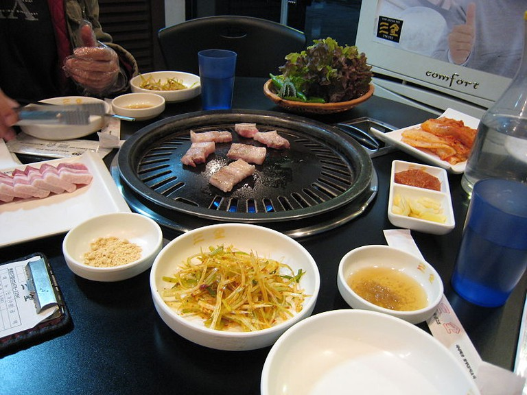 Asian Barbecue | © karendotcom127/WikiCommons