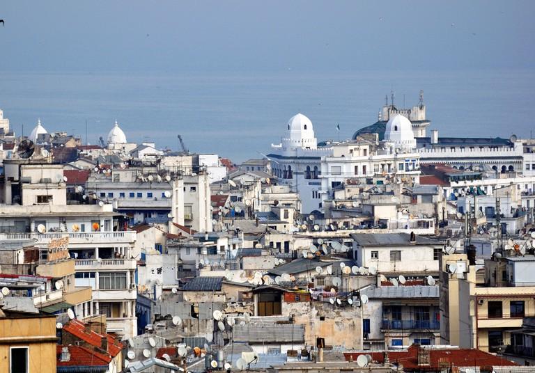 Algiers © OMAR-DZ/Flickr