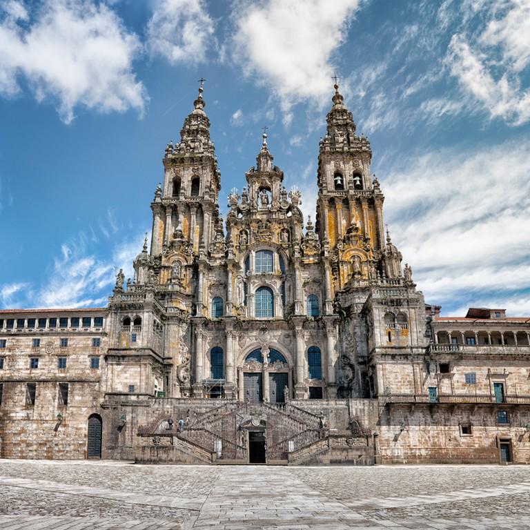 Catedral de Santiago de Compostela, Galicia | © Marc/Flickr