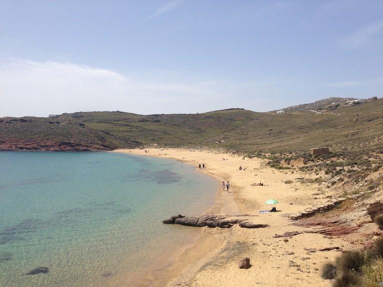 Agios Sostis Beach, Mykonos ©GanMed64