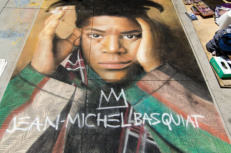 Jean-Michel Basquiat | © Daniel/Flickr