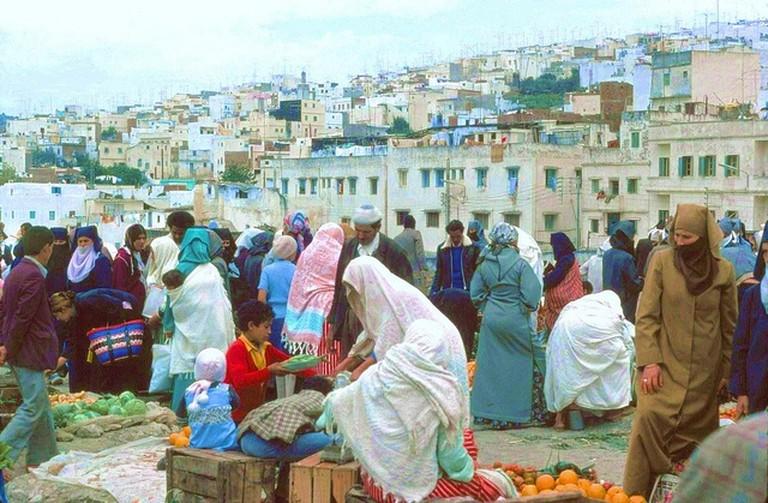 Tangier I © Kent Clark/Flickr