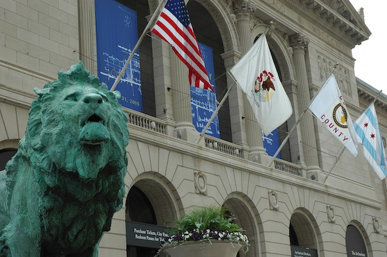The Art Institute of Chicago | © Tripp / WikiCommons