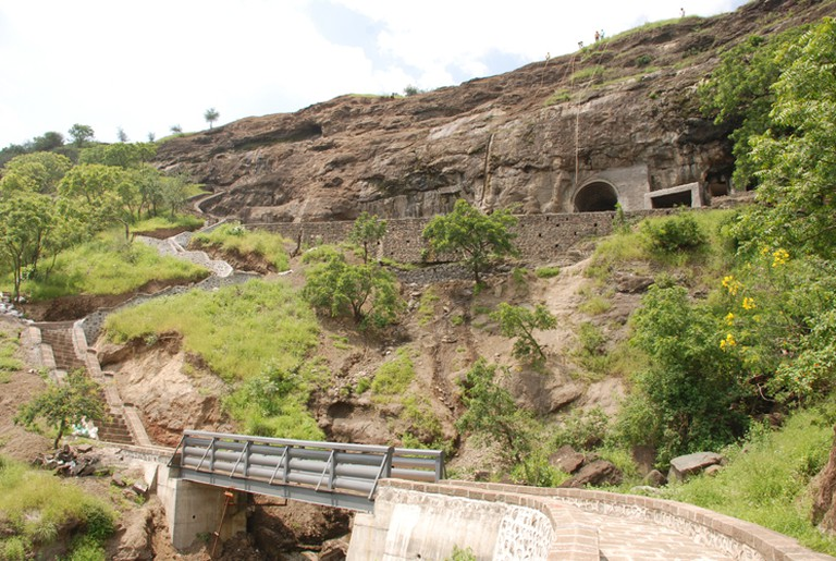 Aurangabad Caves | © Nefirious/WikiCommons