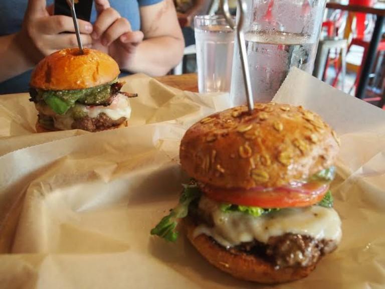 Bareburger Burgers   © Jaysin Trevino/Flickr