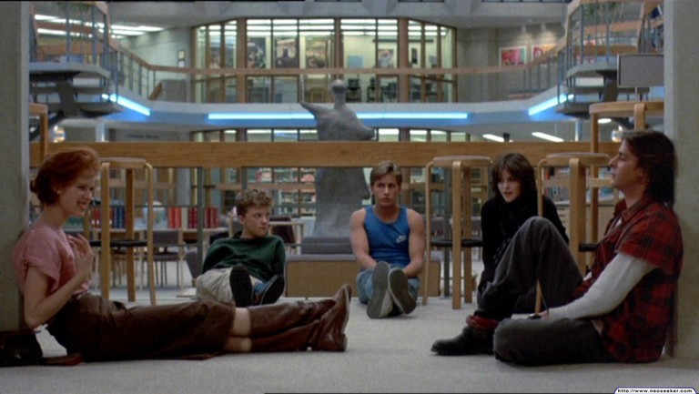 The Breakfast Club | Ⓒ Universal Pictures