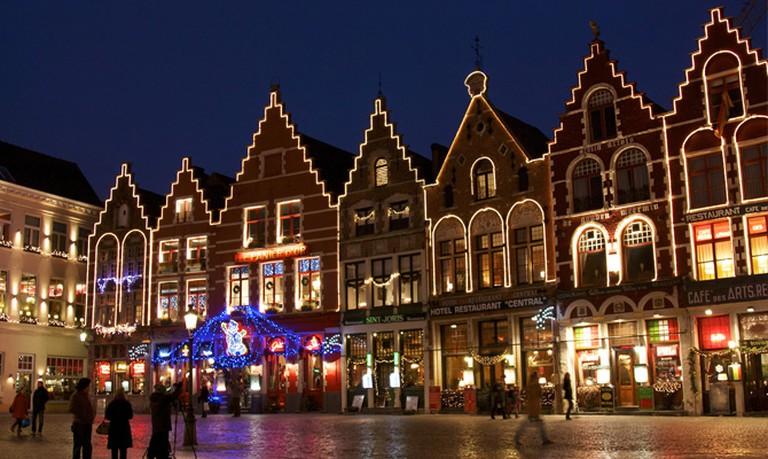Bruges Noel 31   © Rod-20/Flickr