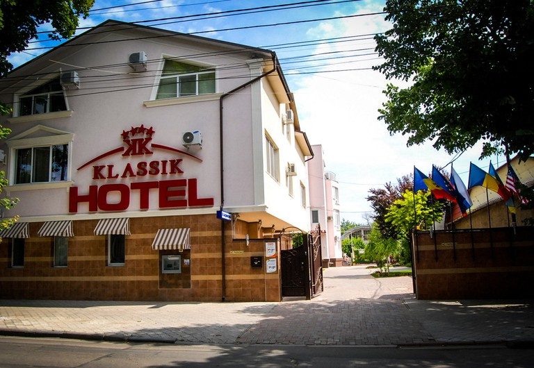 Klassik Hotel | Courtesy of Klassik Hotel