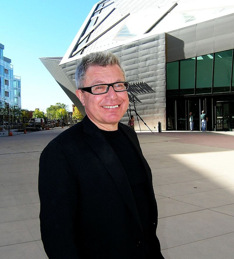 Daniel Libeskind | © The Times of Israel