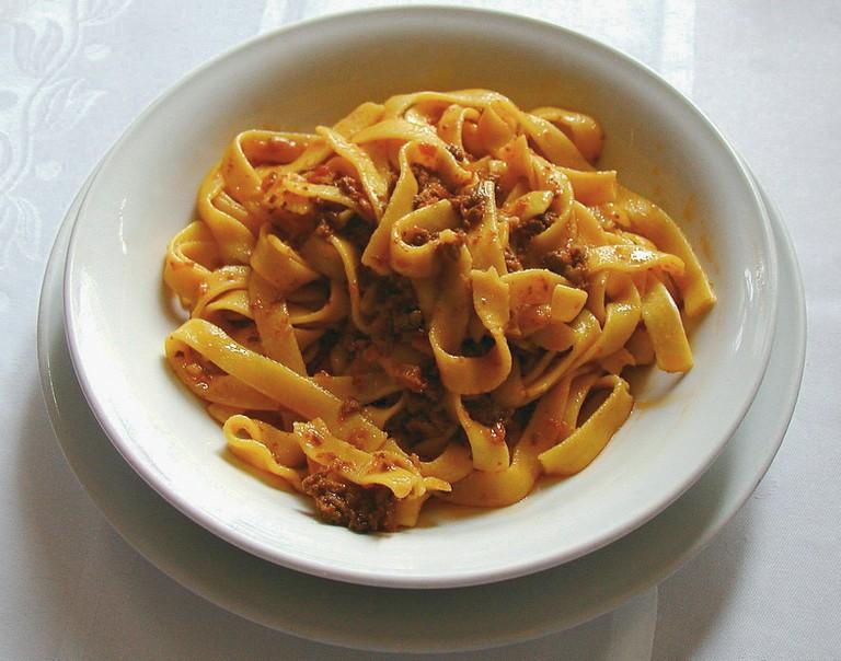Fettuccine [ © Ivan Vighetto/Wikimedia ]