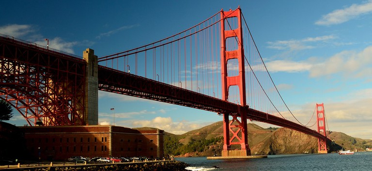 Fort Point by Tom Hilton from Flickr Creative Commons