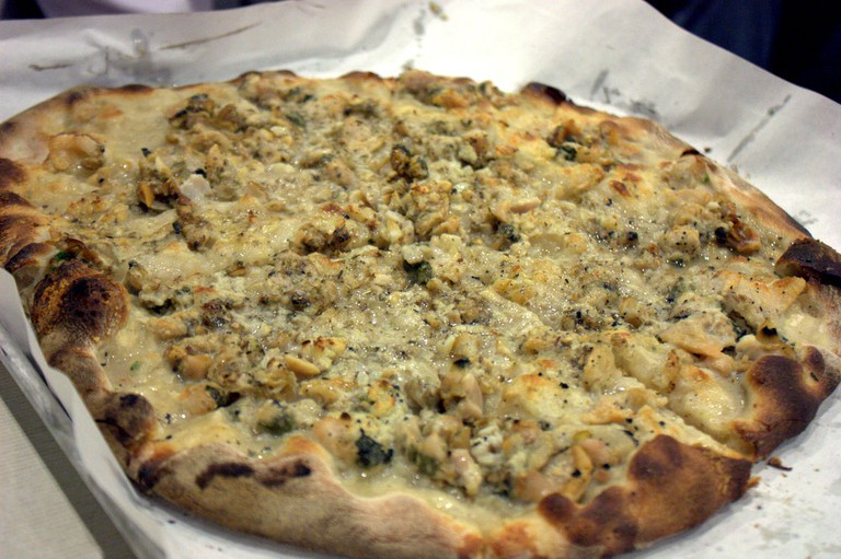 Pizza [ © Krista/Wikimedia ]
