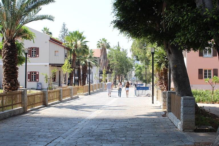 Sarona Market Neighborhood - @Deror Avi/WikiCommons