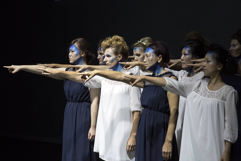 99 Women   Courtest of Geneviève Flaven