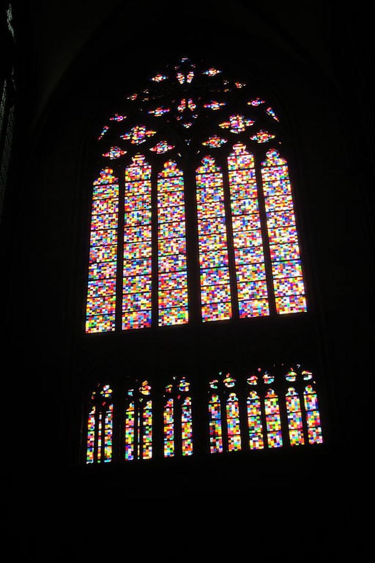 Gerhard Richter Window | © Wasily/WikiCommons
