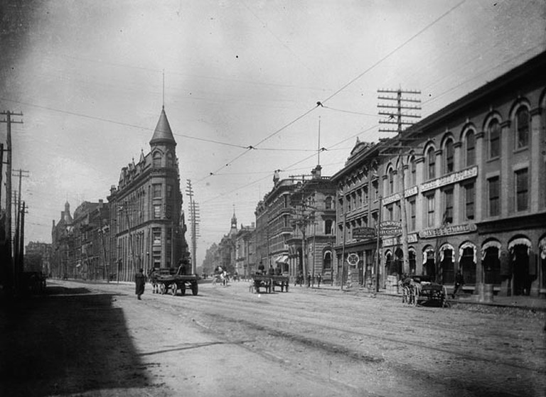 Gooderham Building 1890s | Public Domain/WikiCommons