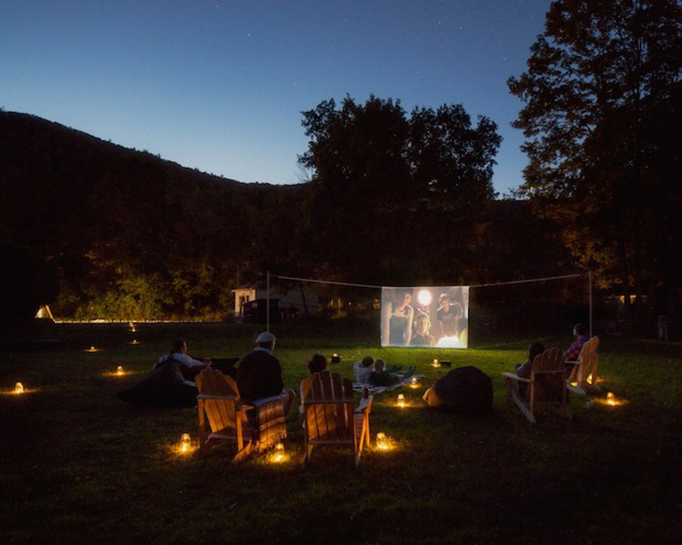 Graham & Co outdoor movies | © Poul Ober