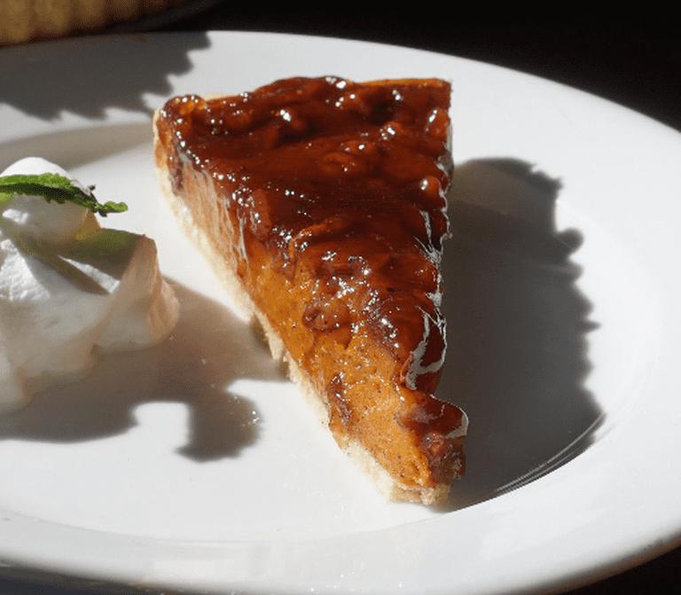 Hugo's Restaurant's Yam Pecan Pie
