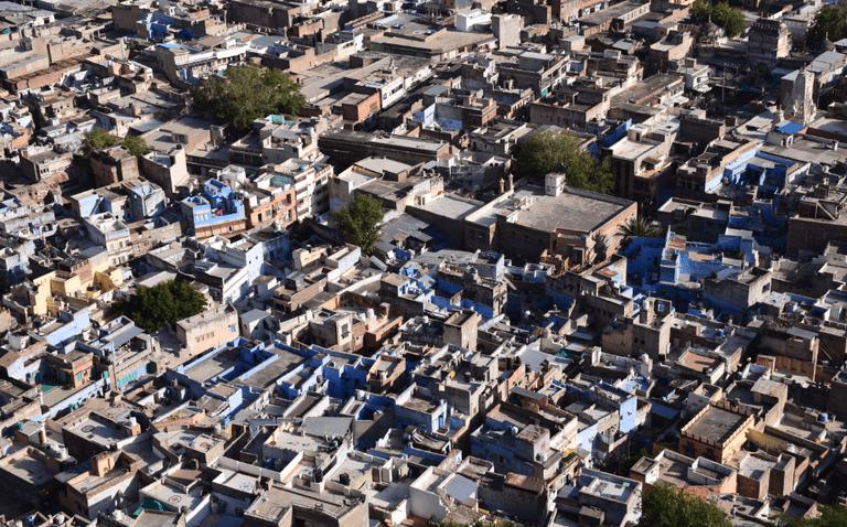 Jodhpur, Rajasthan, India | © Joseph Richard Francis