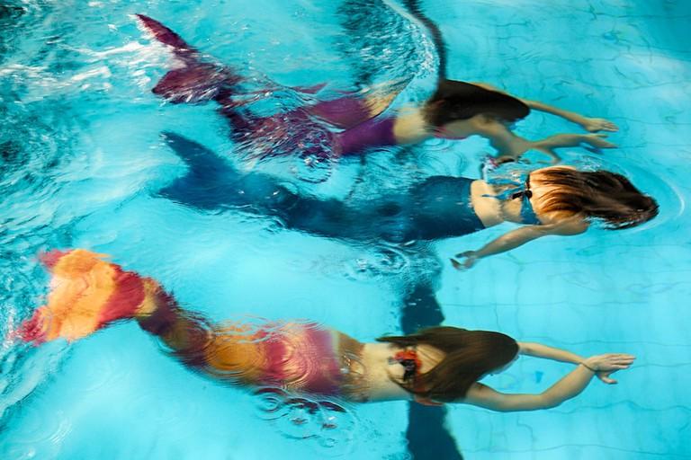 Aquamermaid class