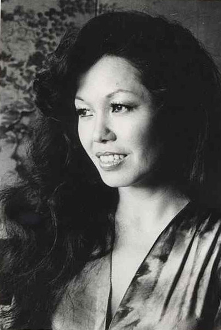 1979. Janice Mirikitani, American Sansei poet and activist   © Nancy Wong