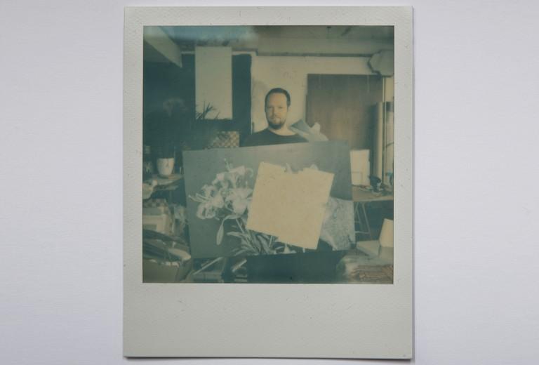 Polaroid of Folke