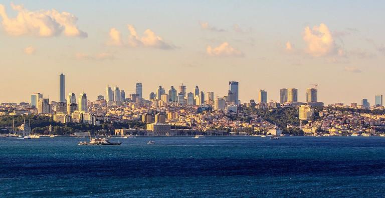 © Ben Morlok/Istanbul/Wiki Commons