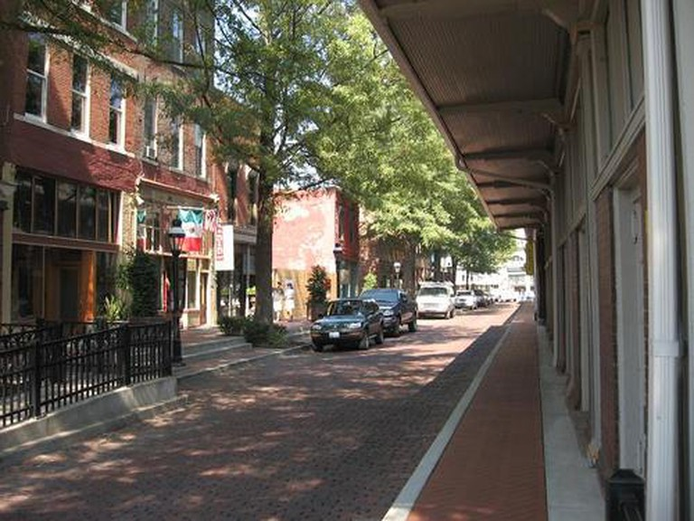 Paducah Historic Downtown   © Angry Aspie (talk)/WikiCommons